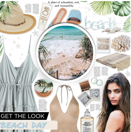 Get The Look: perfect beach day