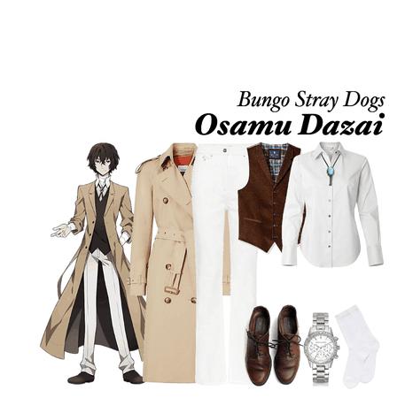 BUNGO STRAY DOGS: Osamu Dazai