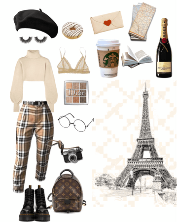 A day in Paris !!!