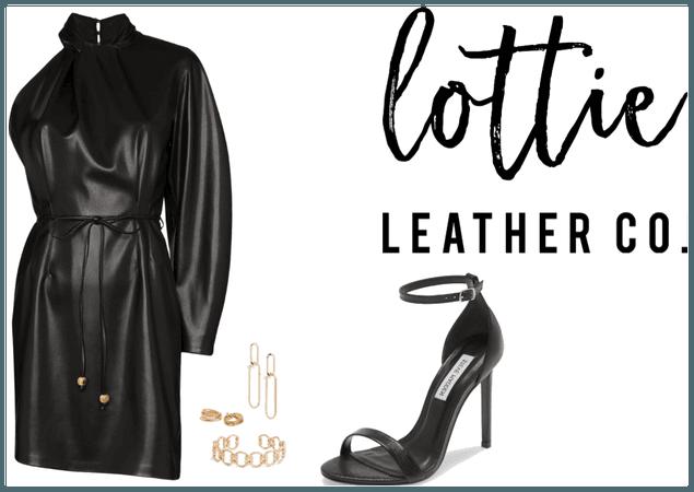 basic - leather - b*tch