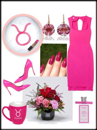 Pink taurus