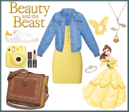 Belle Look