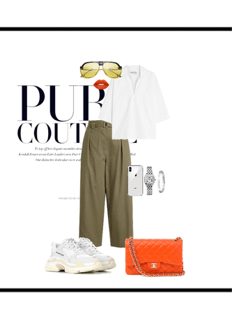 Over Cool Outfit #6
