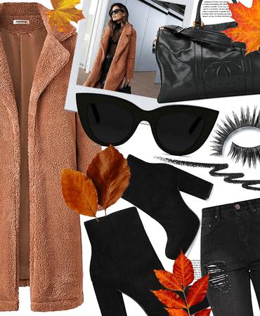fall coat 🧥