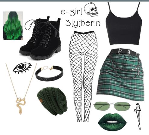 Slytherin E-Girl