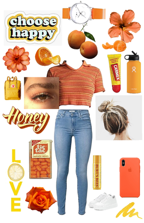 🍋 yellow and orange 🍊