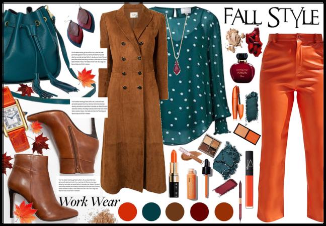Fall Style work wear