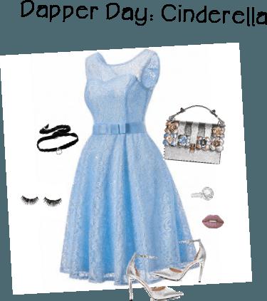 Dapper Day: Cinderella