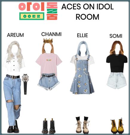 [ACES] ACES ON IDOL ROOM