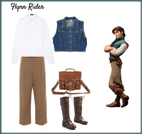 Ideas for a Flynn Rider Disneybound