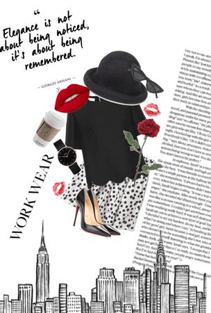 OOTD | New York Elegance