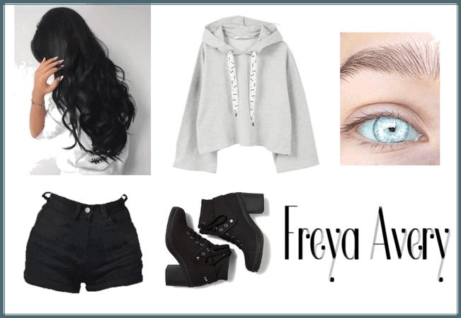 Freya Avery