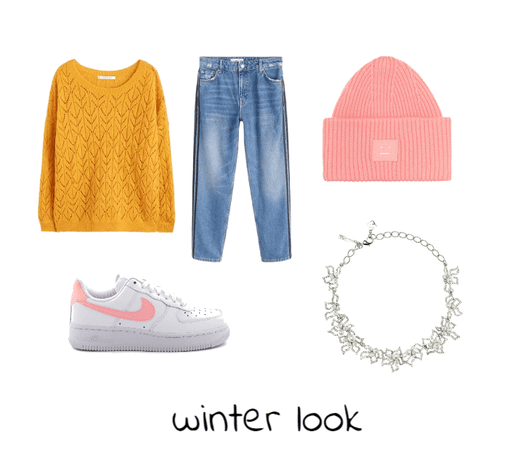 kids school winter style