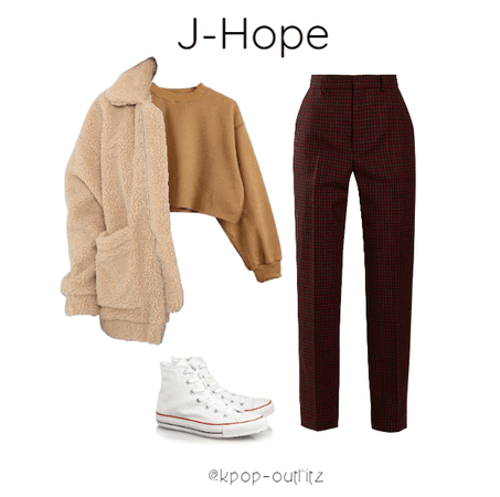 J-Hope BTS winter