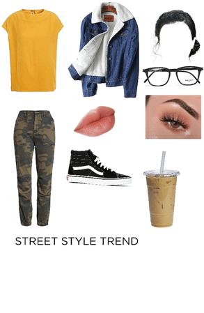 Zendaya inspired outfit