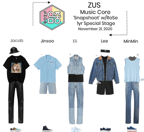 Zus// 'Snapshoot' Music Core Special Stage
