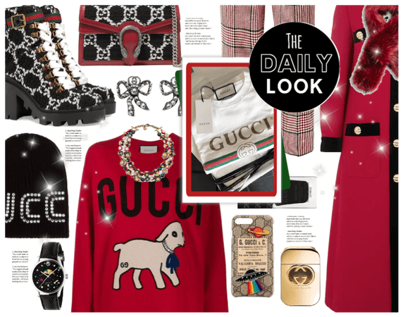 OOTD: Gucci Fall Look