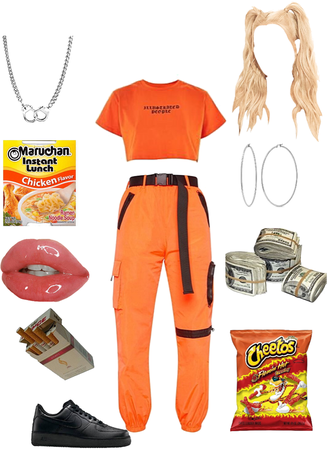 prison but make it ✨fashion✨