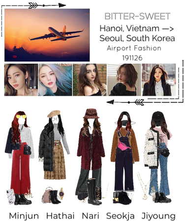 BSW Airport Fashion 191126