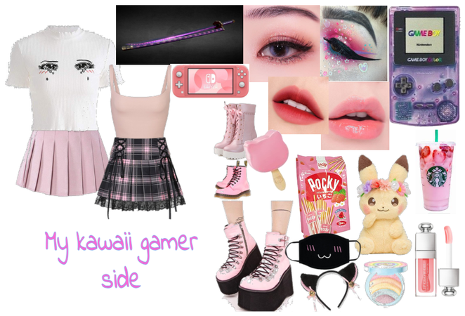 My kawaii gamer side