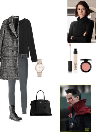 Danielle Moore — Seeing Stephen