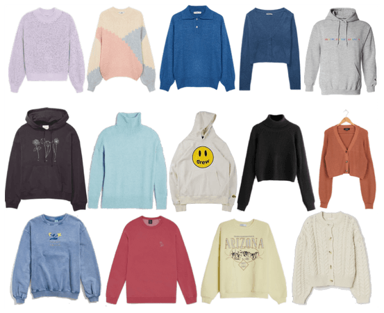 db sweater collection