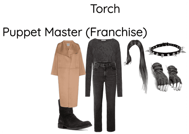 Torch (Puppet Master (Franchise)