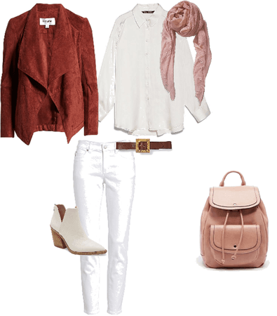 Básicos: camisa blanca