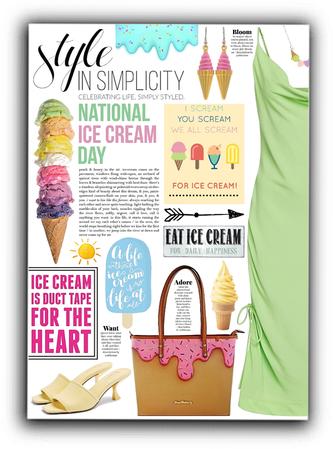I 💛 Ice Cream