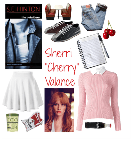 Cherry from The Outsiders