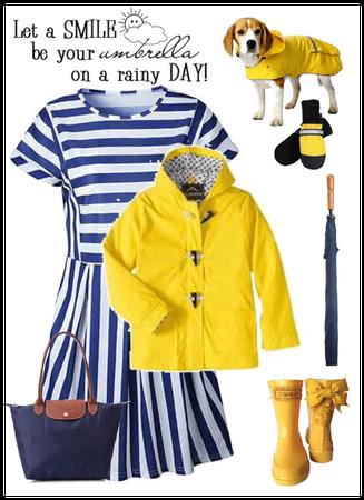 Walk the Dog! Doggie Rainboots/Rainboot style