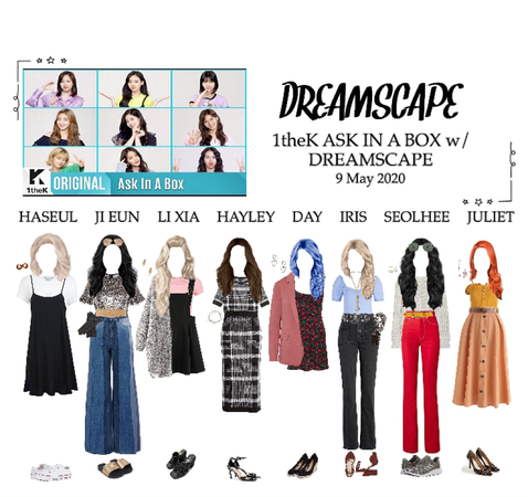 DREAMSCAPE [드림스게이프] 1theK 200509