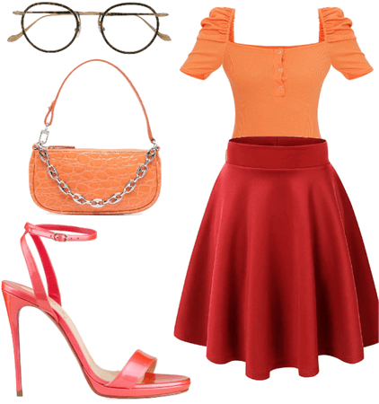 Velma #scoobydoo