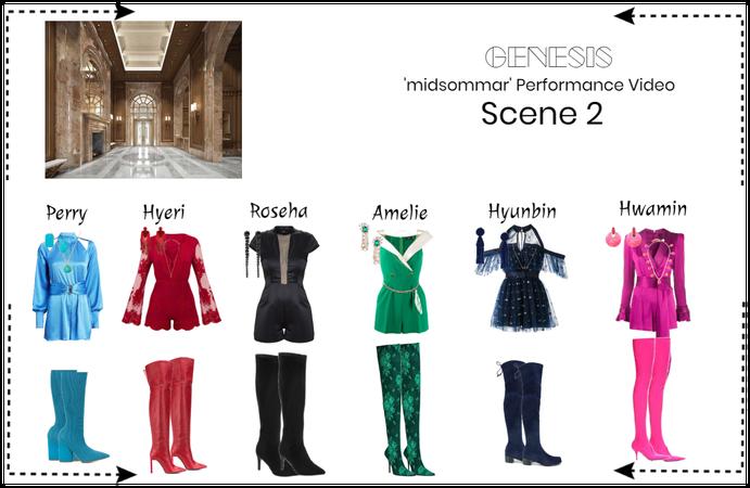 GENESIS (게네시스) 'midsommar' Performance Video 2