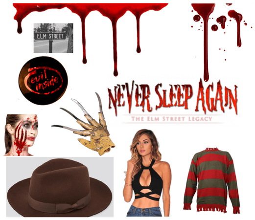 female freddy krueger