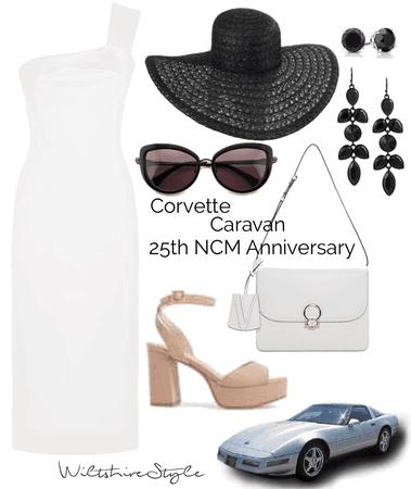 NCM 25th CORVETTE CARAVAN