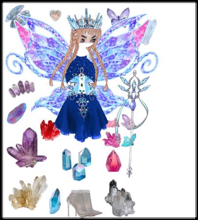 Crystal Fairies Queen