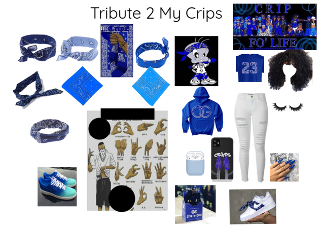 Tribute 2 My Crips