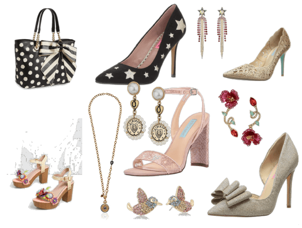 Betsey Johnson Accessories and Shoes