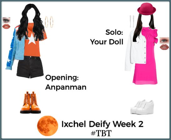 #TBT Ixchel Week 2 Deify