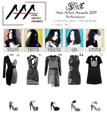 STYLE Asia Artist Awards 2019 (Performance)