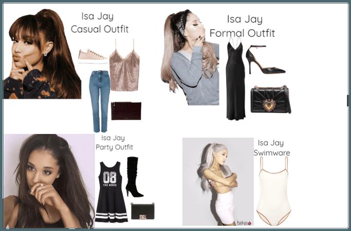 OC #3: Isa Jay