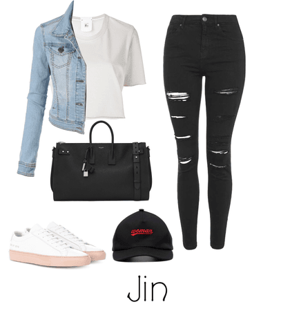 Jin Airport Inspire Outfit | BTS