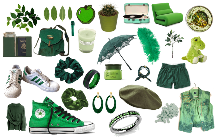 Green Aesthetic