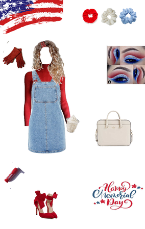 Cute Memorial Outfit
