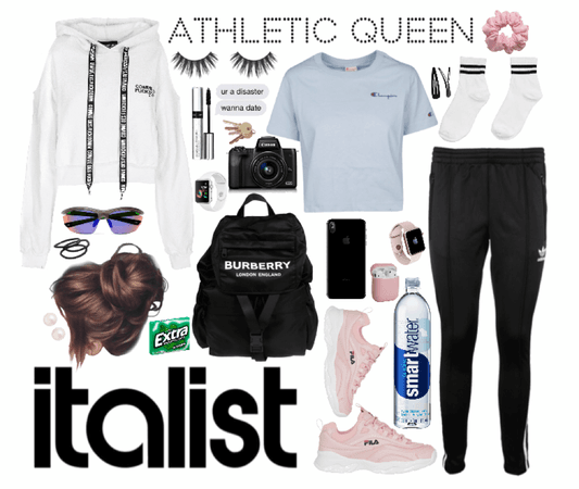 italist athletic queen