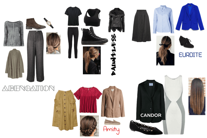 Divergent Faction Fashion: Choosing Day