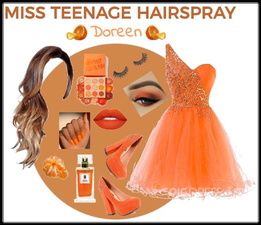 Doreen - Miss Teenage Hairspray