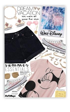 Disney Vacation 💝🖤