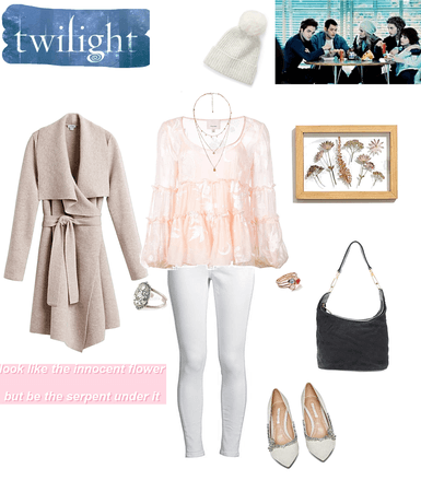 Sweet Innocent Cullen - Twilight OC